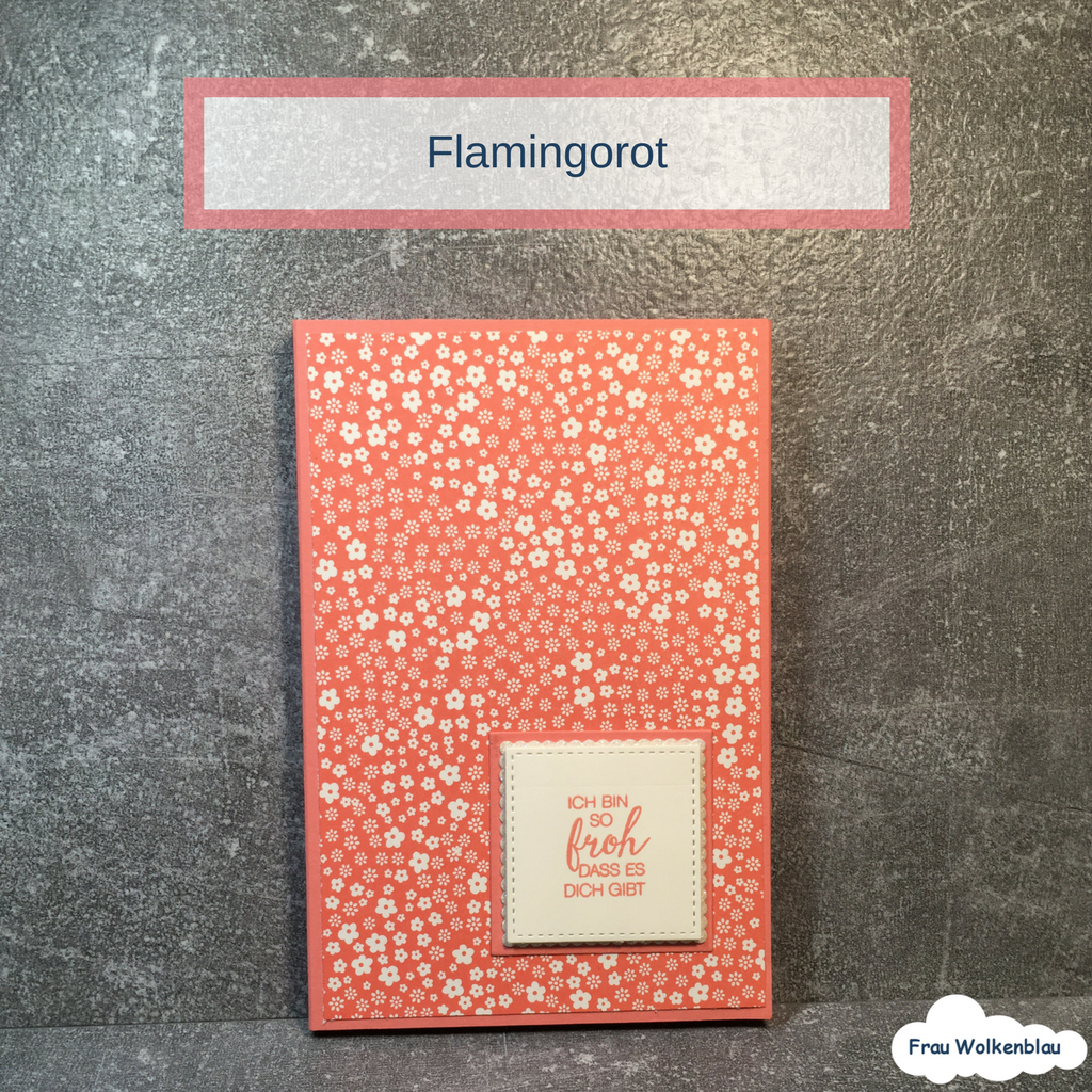 Minialbum Flamingorot
