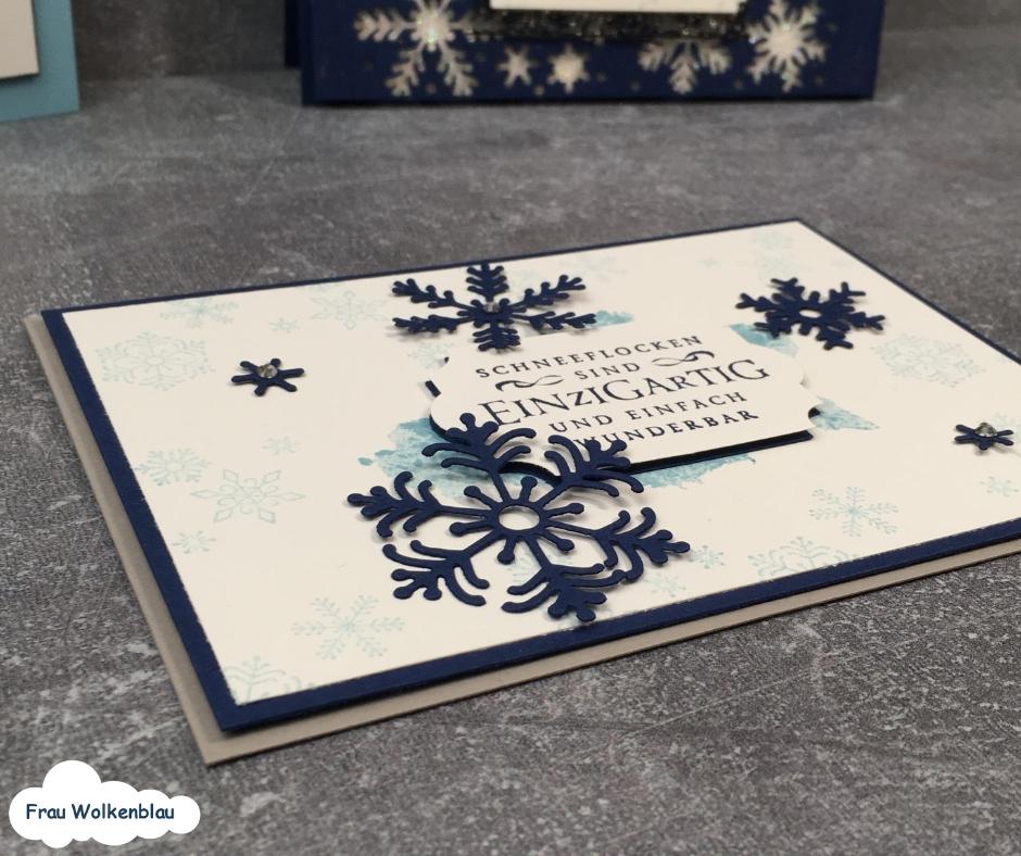Weihnachstkarten-mit-Schneeflocken-flüsterweis-Details