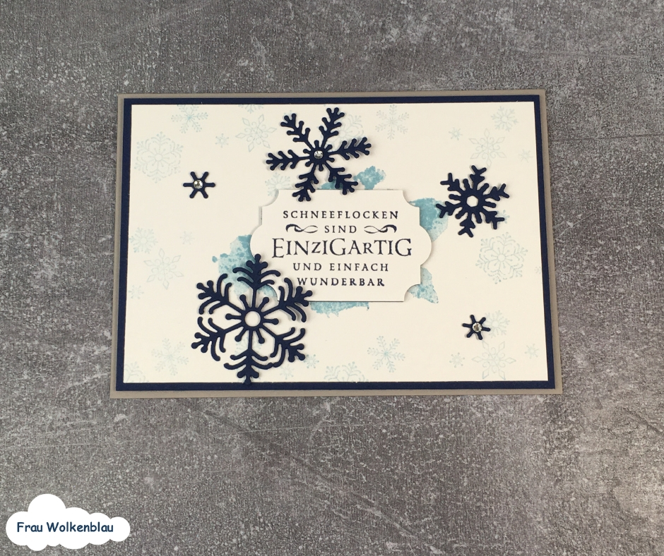 Weihnachstkarten-mit-Schneeflocken-flüsterweis