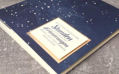 Ein Minialbum zu Weihnachten verschenken – was sonst ;-)